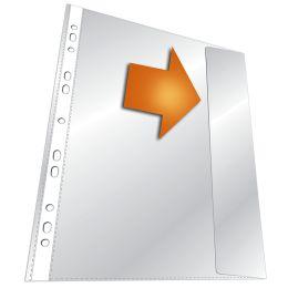 DURABLE Prospekthülle, DIN A4, PP, transparent, 0,135 mm