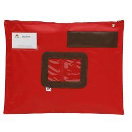ALBA Banktasche POPLAT, aus Nylon, rot