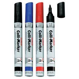 herlitz Permanent-Marker Collimarker, Rundspitze, sortiert