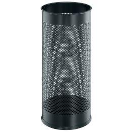 DURABLE Metall-Schirmständer, rund, schwarz