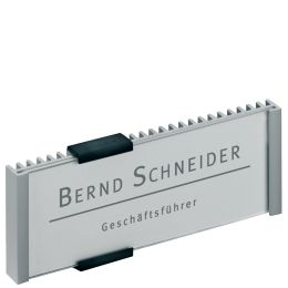 DURABLE Türschild INFO SIGN, (B)149 x (H)52,5 mm