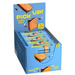 LEIBNIZ Keksriegel PiCK UP! Choco & Milch, Display