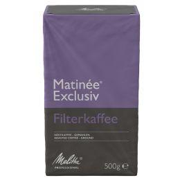 Melitta Kaffee Matinée EXCLUSIV, gemahlen