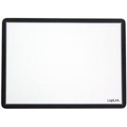 LogiLink Mauspad mit Fotoeinschub, transparent