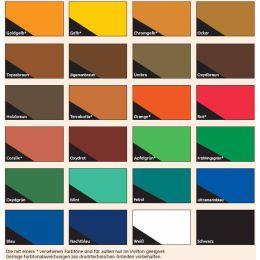 SUPER NOVA Vollton- und Abtönfarbe, schwarz, 750 ml