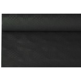 PAPSTAR Damast-Tischtuch, (B)1,2 x (L)10 m, weiß