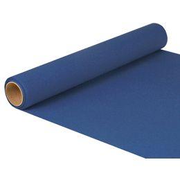 PAPSTAR Tischläufer ROYAL Collection, dunkelblau