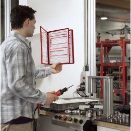 DURABLE Display-System VARIO wall 5, Komplett-Set