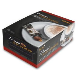 HELLMA Mandeln in Kakaohülle, Genießerbox