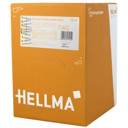 HELLMA Kaffeeweisser-Sticks, im Displaykarton