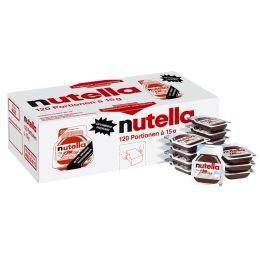 Ferrero Nuss-Nougat-Creme nutella, im Karton