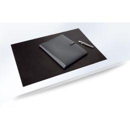 DURABLE Schreibunterlage LEDER, 650 x 450 mm, schwarz