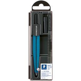 STAEDTLER Schulzirkel Noris 550 50, metallic-blau