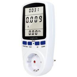 LogiLink Energiekosten-Messgerät, 7 Funktionen