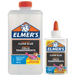 ELMERS Schulkleber transparent, 147 ml