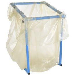 dm-folien Seitenfaltensack, transluzent, 1.000 Liter