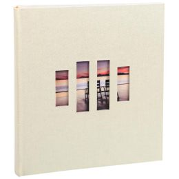 EXACOMPTA Fotoalbum Zen, 290 x 320 mm, elfenbein