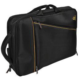 EXACOMPTA Notebook-Tasche Dual EXACTIVE, Polyester, schwarz