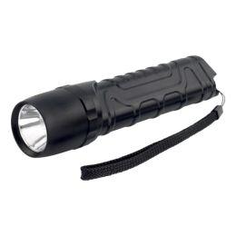 ANSMANN LED-Taschenlampe M900P, Farbe: schwarz