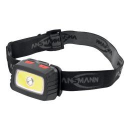 ANSMANN LED-Kopflampe HD200B, 200 Lumen, IP44
