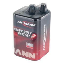 ANSMANN Zink-Kohle Batterie, 4R25, 6 Volt