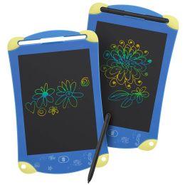 WEDO LCD Schreib- & Maltafel, 8,5 Zoll (21,59 cm), blau