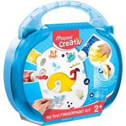 Maped Creativ my first Fingerfarbe-Set, 10-teilig