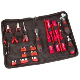 BRÜDER MANNESMANN Werkzeug-Satz Elektronik Tool Kit, 45-tlg