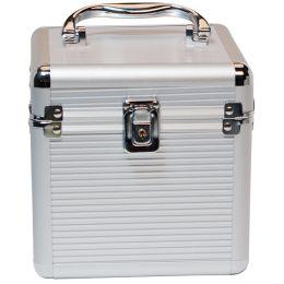 LogiLink Schutzkoffer für 4 x 3,5 + 2 x 2,5 Festplatten