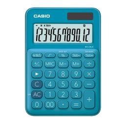 CASIO Tischrechner MS-20UC-GN, grün
