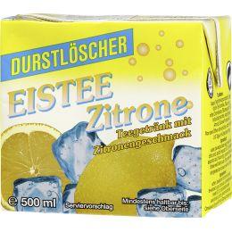 Durstlöscher Erfrischungsgetränk Eistee Zitronen-Geschmack