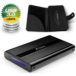 fantec Externe Festplatte DB-228U3e, 2,5 eSATA, 750 GB