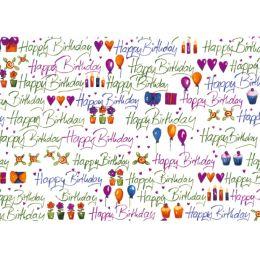 SUSY CARD Geschenkpapier Congratulations, auf Rolle