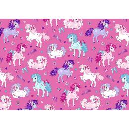 SUSY CARD Geschenkpapier Little pony, auf Rolle