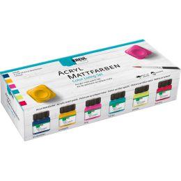 KREUL Acryl-Mattfarbe, Color Living-Set