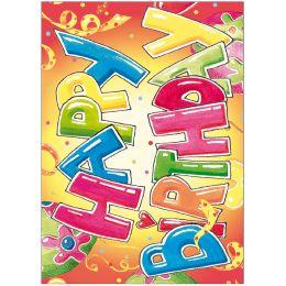 SUSY CARD Minikarte - Geburtstag Happy Birthday