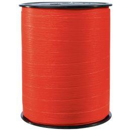 Clairefontaine Geschenkband auf Spule, matt, rot