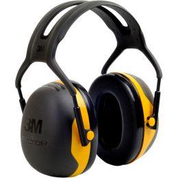 3M Peltor Komfort Kapsel-Gehörschutz X2A, schwarz/gelb