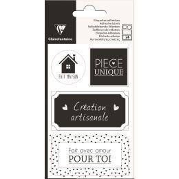 Clairefontaine Geschenke-Sticker Do it yourself