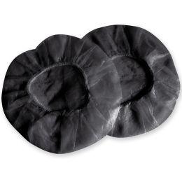 HYGOSTAR Überzieher für Kapselgehörschutz, schwarz