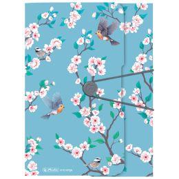 herlitz Sammelmappe Ladylike Birds, A4, PP-Folie
