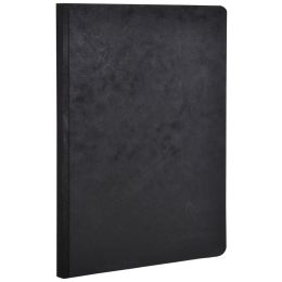 Clairefontaine Notizbuch AGE BAG, DIN A5, blanko, schwarz