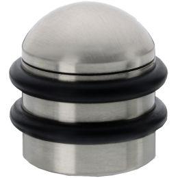 BURG-WÄCHTER Boden-Türstopper TSB 2235, Aluminiumkörper