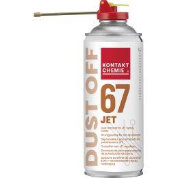 KONTAKT CHEMIE Druckluftreiniger DUST OFF 67 JET, 300 ml