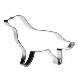 GastroMax Ausstechform Hund, Höhe: 110 mm, Edelstahl