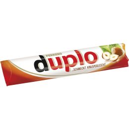 duplo Schokoriegel, 10er Box, Inhalt: 182 g
