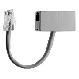 Telegärtner ISDN Anschlußdoppler RJ45 8(4)Stecker-2xRJ458(4)