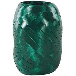 SUSY CARD Ringelband-Eiknäuel, glatt, 5 mm x 20 m,dunkelgrün