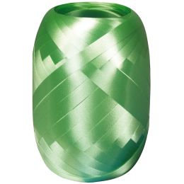 SUSY CARD Ringelband-Eiknäuel, glatt, 5 mm x 20 m, apfelgrün