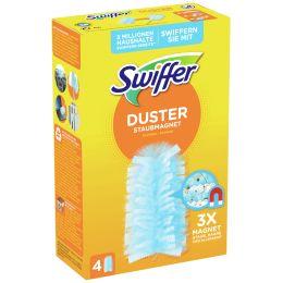 Swiffer Staubmagnet Tücher - 4er Nachfüllpack